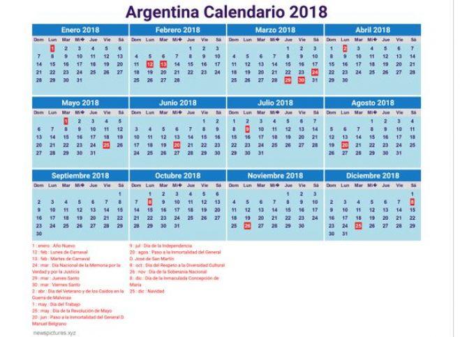 Calendario De Pesca.Calendario De Pesca 2018