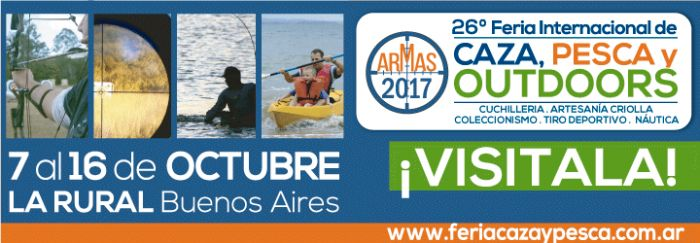 Feria de Caza, Pesca y Outdoors 2017