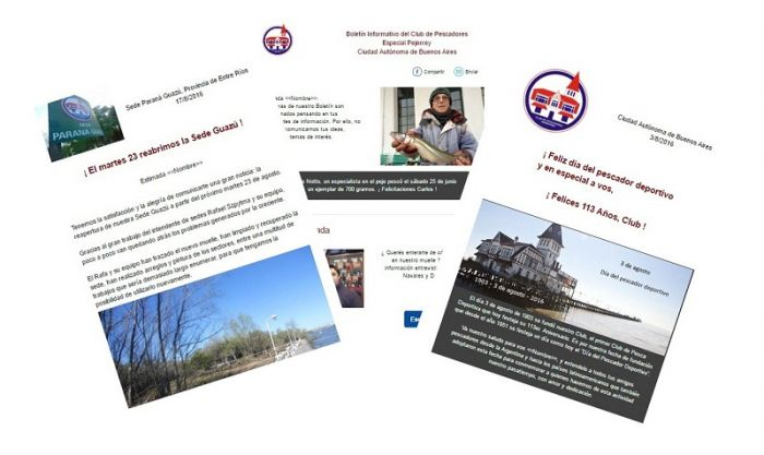 Newsletters 2015-2016