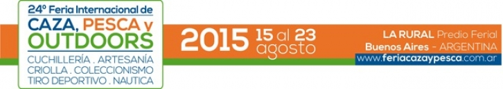 Feria de Caza, Pesca y Outdoors 2015