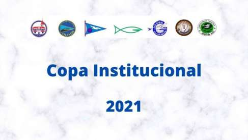 Copa Institucional 2021. Pesqueros reservados.