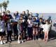 Finalizó el primer curso de 2021 de la Escuela de Pesca para Niños del Club de Pescadores