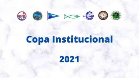 Resultados finales de la Copa Institucional 2021